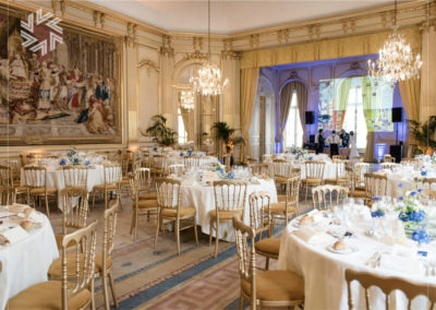 Le Cercle Privé, a prestigious venue for your next event