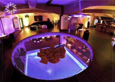 Organize an original event in the Loft Piscine with Gold for events