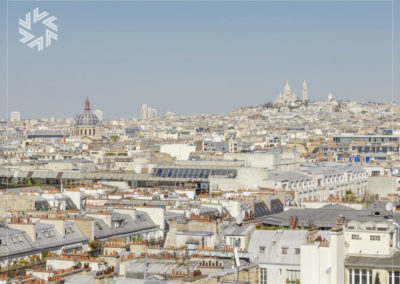 Le Rooftop Paris 8, par Gold for events