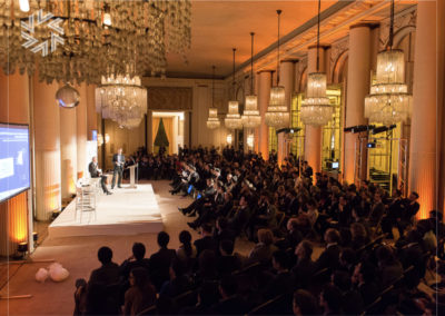 Entrust the organization of a prestigious event to the Hotel du Comte with Gold for events