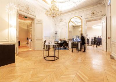 Le Palais, par Gold for events