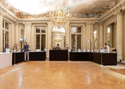 Les lieux de l'agence événementielle à Paris Gold for events