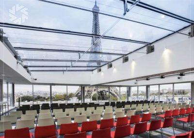 Un lieu exceptionnel à Paris, le Panoramique