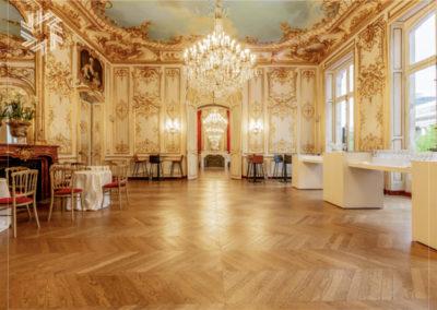 Evénement haut de gamme à l'Hôtel Particulier, par Gold for events